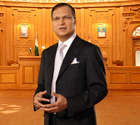 Rajat Sharma is Chairman and Editor-in Chief of India TV, the Nation's most watched news channel.