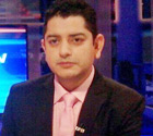 With over a dozen years in media, Sachin Arora is your quintessential 'allrounder' in Indian news television today.