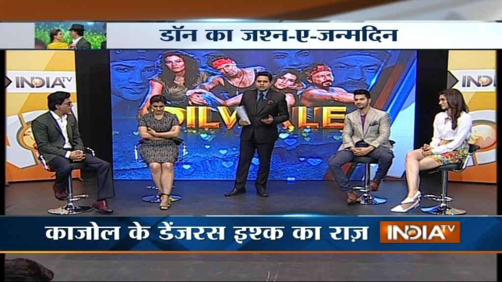 India-TV Dilwale