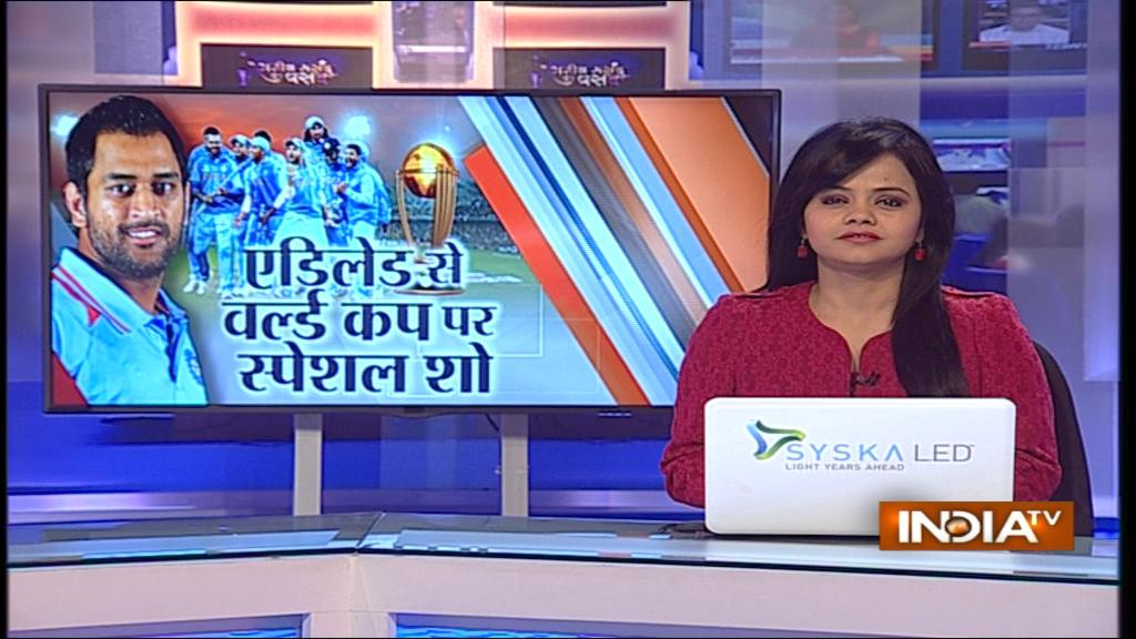 India TV Dhoni
