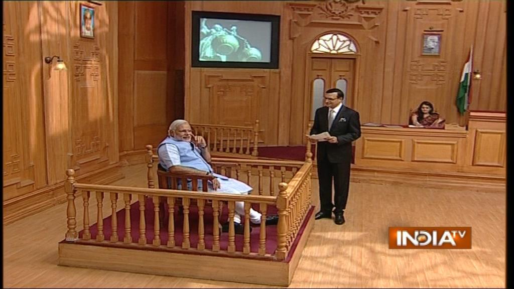 India TV-Narender-modi
