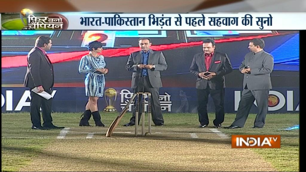 India TV-Sehwag