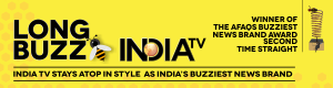india tv awarded buzziest brand of the year