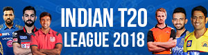 Indian T20 League 2018