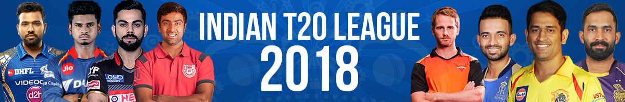 Indian T20 League 2018