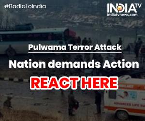 Pulwama Terror Attack 300 250