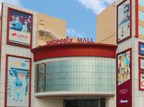 Shopprix Mall, Meerut
