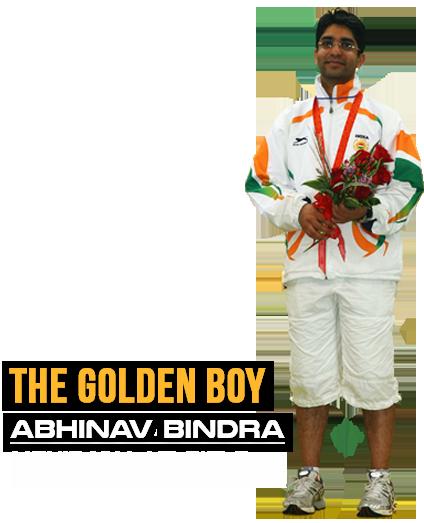 The Golden Boy Abhinav Singh Bindra