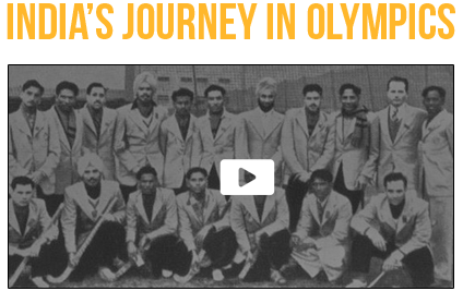 A trip down memory lane: Saluting India's national heroes at the Olympics