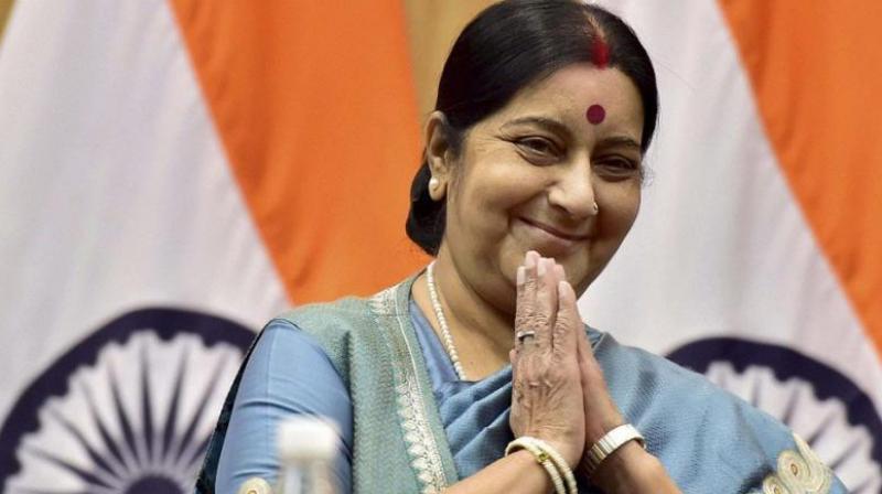 Sushma Swaraj 260x260 image