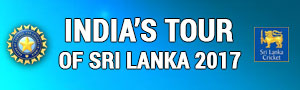 India tour of Sri Lanka, 2017