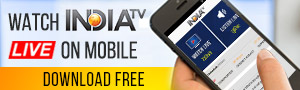 IndiaTV LiveTV mobile app promotion
