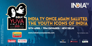 IndiaTV Yuva Awards 2015